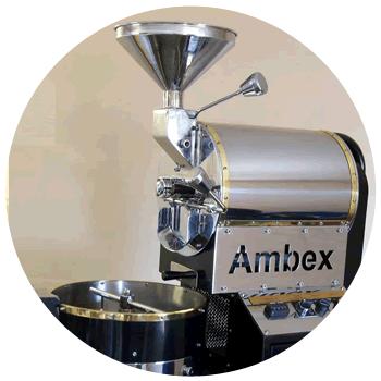 Ambex Coffee Roaster Portland