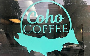 Coho Coffee to Places You Can Drink Our Coffee